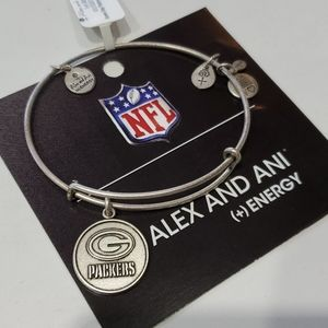 Alex and Ani NFL Green Bay Packers bracelet